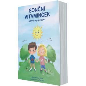 Sončni vitaminček, zdravilna pripovedka