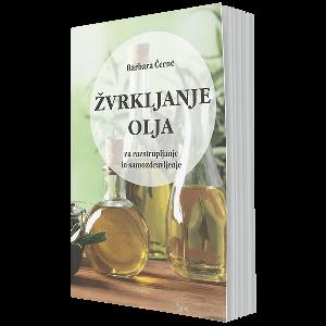 Žvrkljanje olja za razstrupljanje in samozdravljenje (e-knjiga)