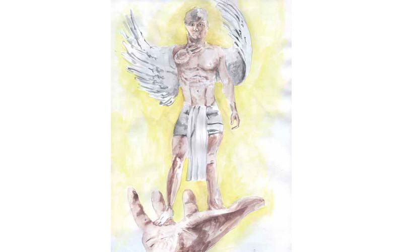 Angeli obstajajo
