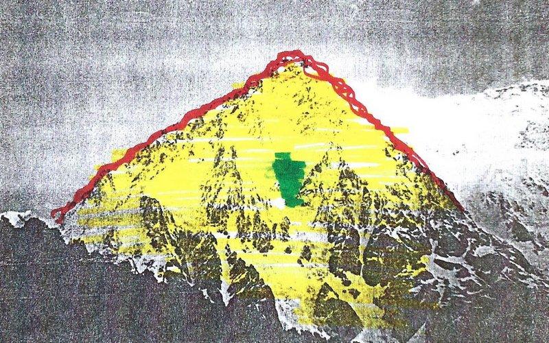 Energija gore Nanga Parbat
