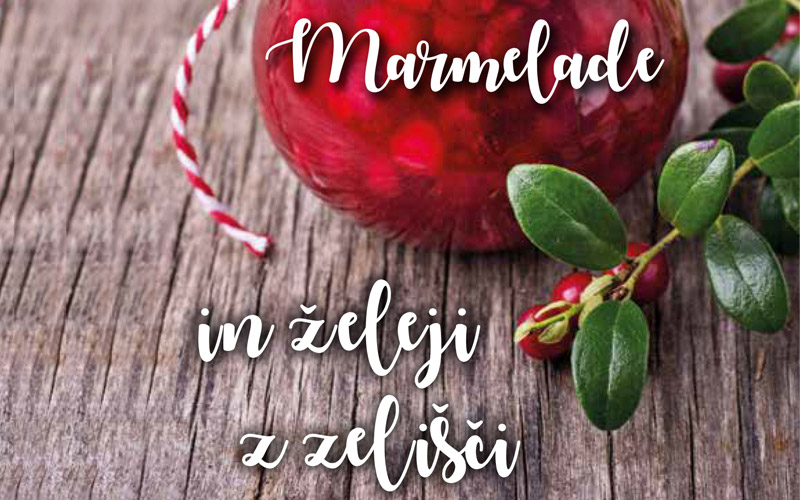 Marmelade z zelišči