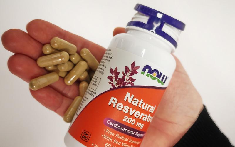 Naravni resveratrol