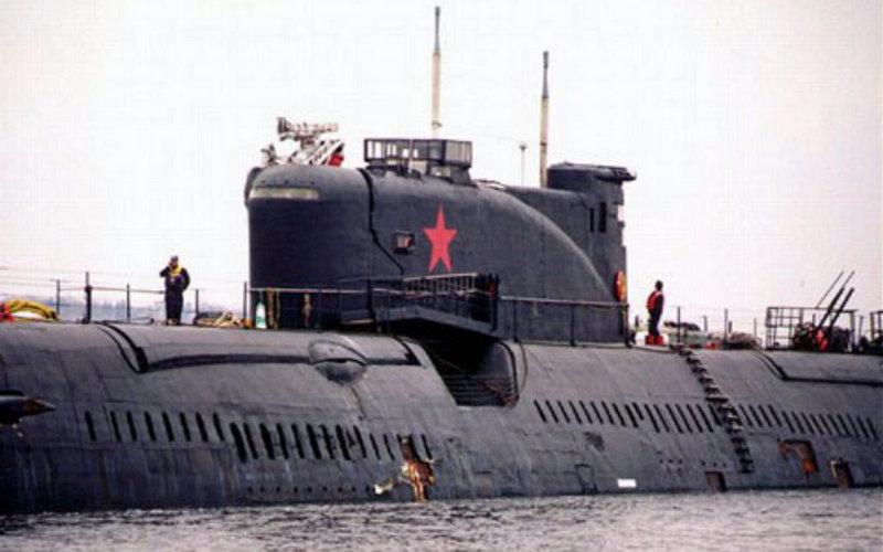 Sovjetska podmornica